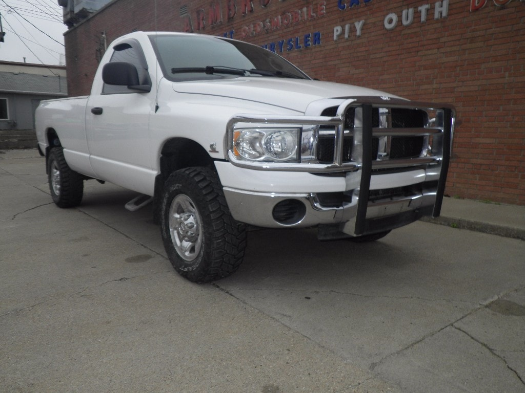 2004 Dodge Ram 2500 ST Truck Regular Cab