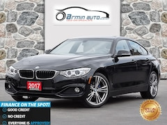 2017 BMW 430i GC xDrive **LOW MILEAGE** Gran Coupe