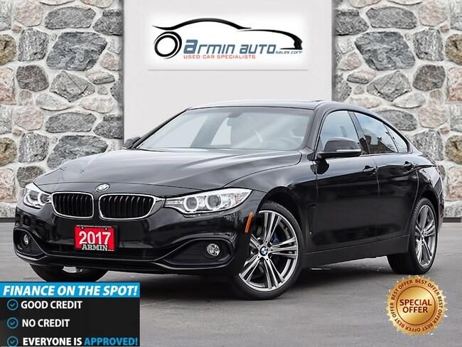 2017 BMW 430i GC xDrive **LOW MILEAGE** Gran Coupe