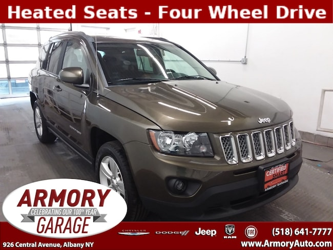 2015 Jeep Compass Latitude 4x4 SUV