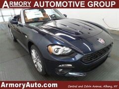 2018 FIAT Spider 124 Lusso Convertible
