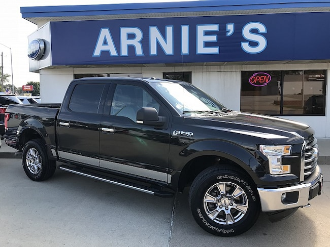 2015 Ford F150 4WD XLT Full Size Truck