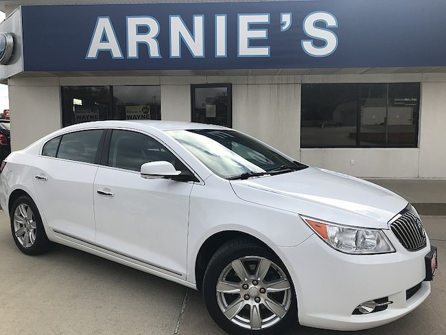 2013 Buick LaCrosse Leather Mid-Size Car