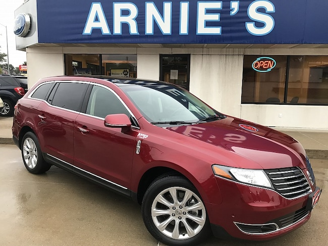 2018 Lincoln MKT Reserve Crossover SUV