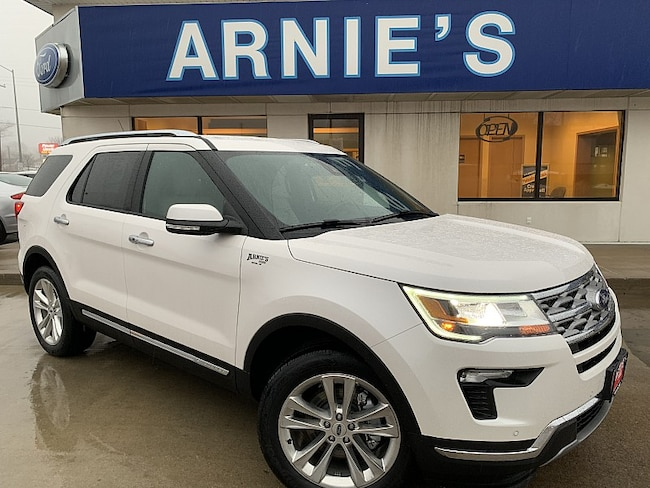 2019 Ford Explorer Limited Full Size SUV