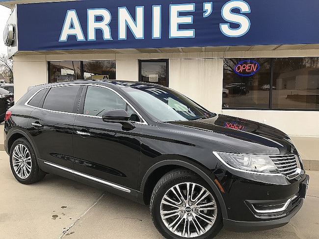 2016 Lincoln MKX Reserve Compact SUV