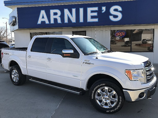 2014 Ford F150 4WD Lariat Full Size Truck