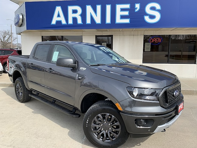 2019 Ford Ranger 4WD XLT Compact Truck