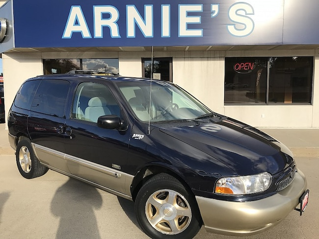 1999 Mercury Villager Base Minivan