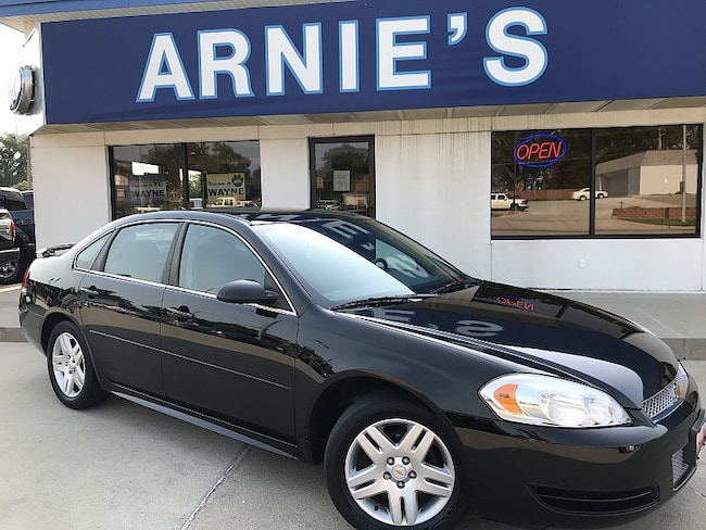 2012 Chevrolet Impala LT Retail Full-Size Car