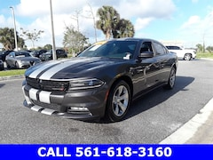 Used 2016 Dodge Charger SXT Sedan 2C3CDXHG7GH149835 for Sale in West Palm Beach, FL