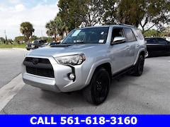 Used 2018 Toyota 4Runner TRD Off-Road SUV JTEBU5JRXJ5497663 for Sale in West Palm Beach, FL