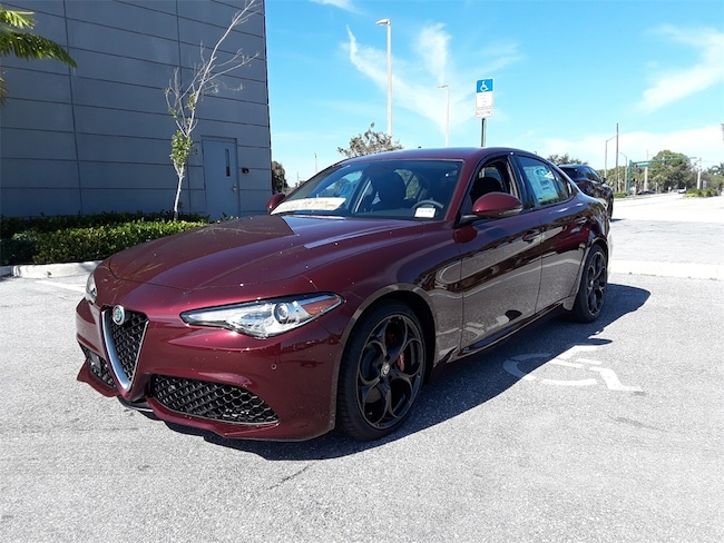 New 2019 Alfa Romeo Giulia For Sale At Arrigo Alfa Romeo Palm Beach