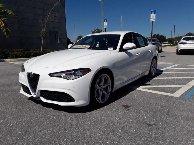 New 2019 Alfa Romeo Giulia For Sale At Arrigo Alfa Romeo Palm Beach