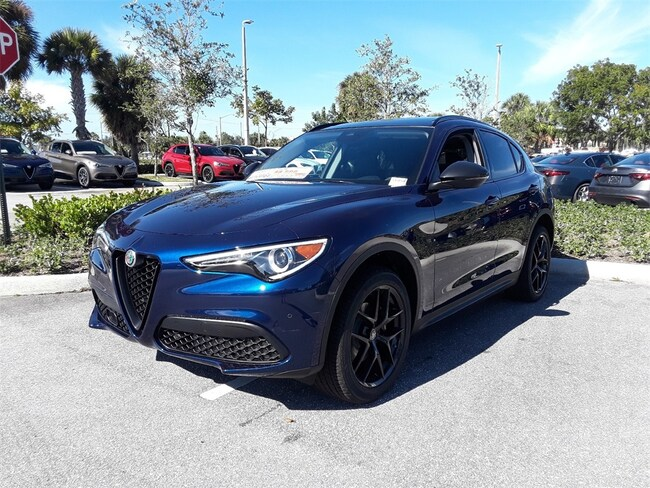 New 2019 Alfa Romeo Stelvio For Sale At Arrigo Alfa Romeo Palm Beach