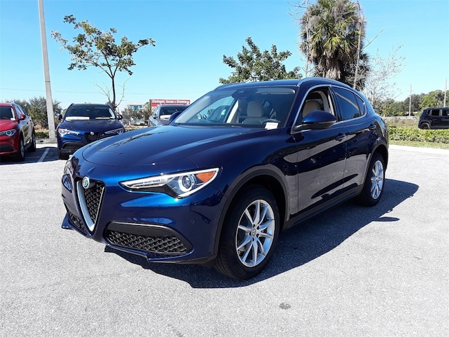 New 2019 Alfa Romeo Stelvio For Sale At Arrigo Alfa Romeo Palm Beach