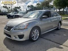 Used 2014 Nissan Sentra SR Sedan for Sale in West Palm Beach, FL