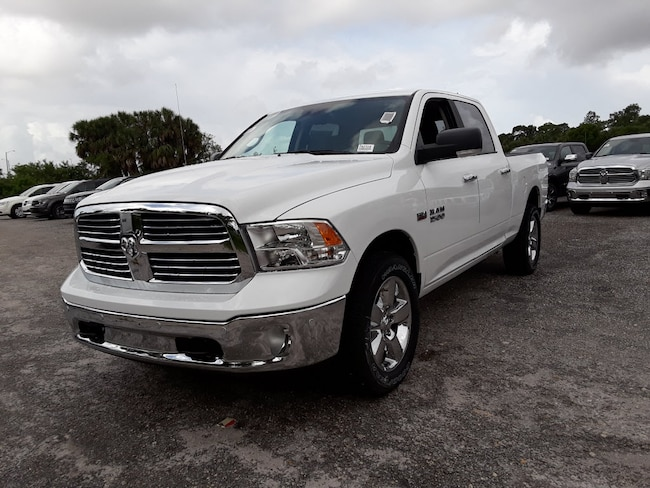 New 2018 Ram 1500 BIG HORN CREW CAB 4X4 6'4 BOX Crew Cab For Sale/Lease West Palm Beach, Florida