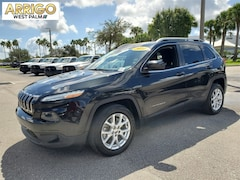 Used 2014 Jeep Cherokee Latitude SUV for Sale in West Palm Beach, FL