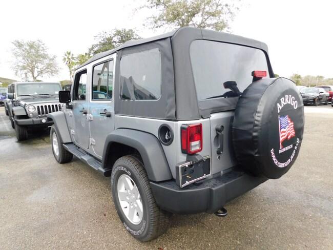 new 2018 jeep wrangler unlimited wrangler jk unlimited sport s 4x4 for sale lease west palm. Black Bedroom Furniture Sets. Home Design Ideas