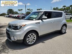 Used 2018 Kia Soul Plus Hatchback for Sale in West Palm Beach, FL
