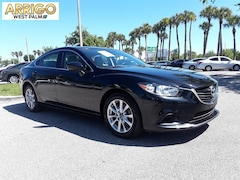 Used 2017 Mazda Mazda6 Sport Sedan for Sale in West Palm Beach, FL