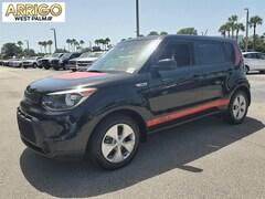 Used 2016 Kia Soul Base Hatchback for Sale in West Palm Beach, FL