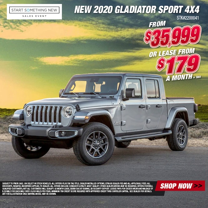 2020 Gladiator Special