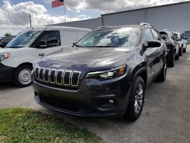 New 2019 Jeep Cherokee LATITUDE PLUS FWD Sport Utility For Sale/Lease Fort Pierce, Florida