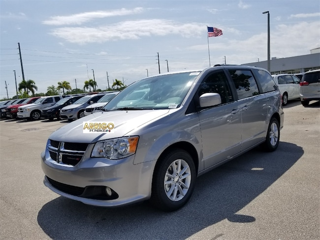New 2019 Dodge Grand Caravan SXT Passenger Van For Sale/Lease Tamarac, Florida