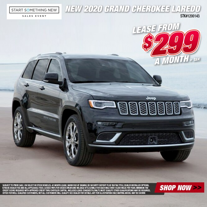 2019 Jeep Grand Cherokee Special
