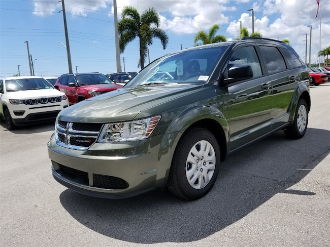 New 2018 Dodge Journey SE Sport Utility For Sale/Lease Fort Pierce, Florida