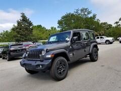 2019 Jeep Wrangler UNLIMITED SPORT 4X4 Sport Utility 1C4HJXDN2KW549505