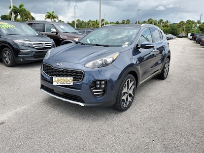 Kia Fort Pierce >> Used 2017 Kia Sportage Sx For Sale Fort Pierce Fl Vin