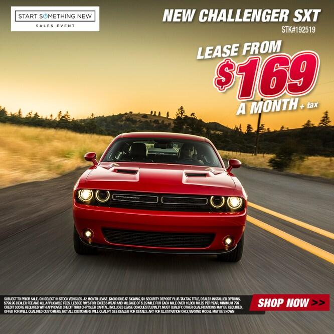 2019 Dodge Challenger Special