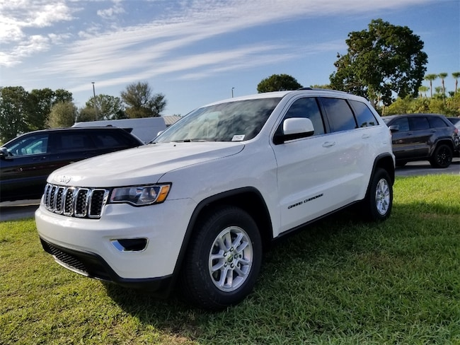 New 2019 Jeep Grand Cherokee UPLAND 4X2 Sport Utility For Sale/Lease Fort Pierce, Florida