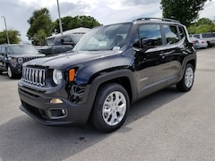2018 Jeep Renegade LATITUDE 4X2 Sport Utility ZACCJABB1JPH37718