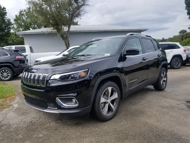 New 2019 Jeep Cherokee LIMITED FWD Sport Utility For Sale/Lease Fort Pierce, Florida