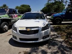 2011 Chevrolet Cruze 1LT Sedan 1G1PF5S99B7274127