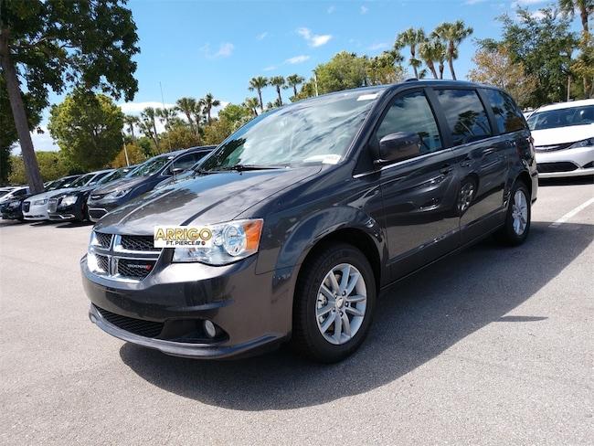 New 2019 Dodge Grand Caravan SXT Passenger Van For Sale/Lease West Palm Beach, Florida