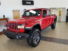 2020 Jeep Gladiator RUBICON 4X4 Crew Cab