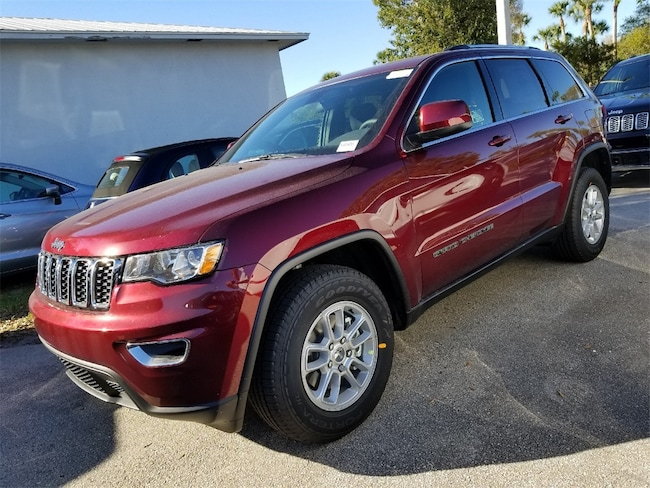 New 2019 Jeep Grand Cherokee LAREDO E 4X2 Sport Utility For Sale/Lease Fort Pierce, Florida