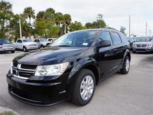 New 2018 Dodge Journey SE Sport Utility For Sale/Lease Fort Pierce, Florida
