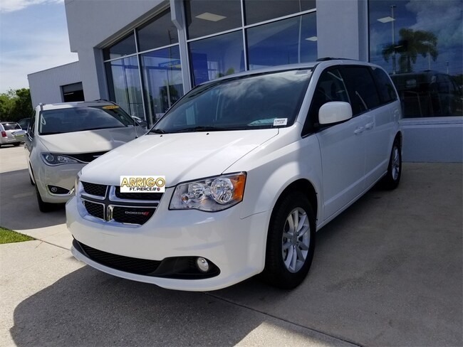 New 2019 Dodge Grand Caravan SXT Passenger Van For Sale/Lease West Palm Beach, Florida