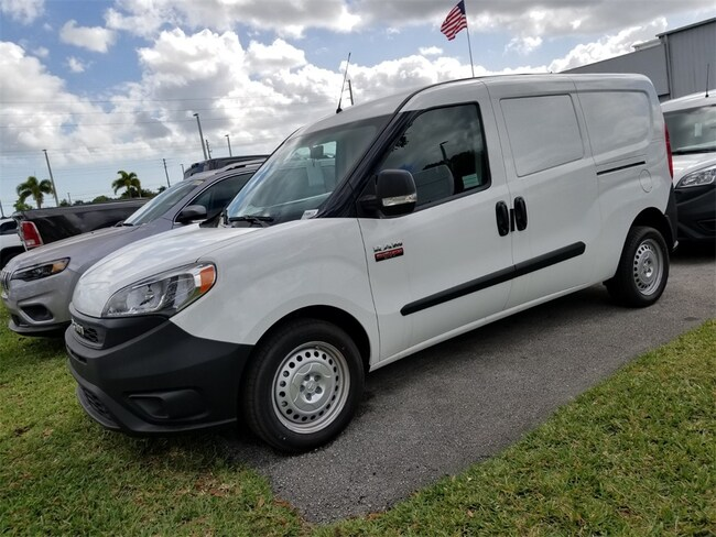 New 2019 Ram ProMaster City TRADESMAN CARGO VAN Cargo Van For Sale/Lease West Palm Beach, Florida