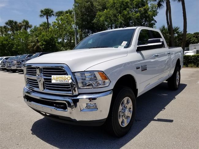 New 2018 Ram 2500 BIG HORN CREW CAB 4X4 6'4 BOX Crew Cab For Sale/Lease Tamarac, Florida