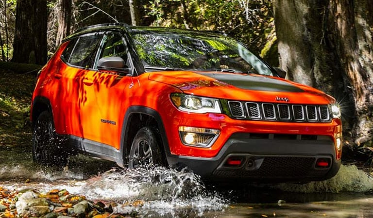 2020 Jeep Compass Margate FL
