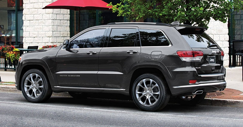 New 2019 Jeep Grand Cherokee Arrigo Margate