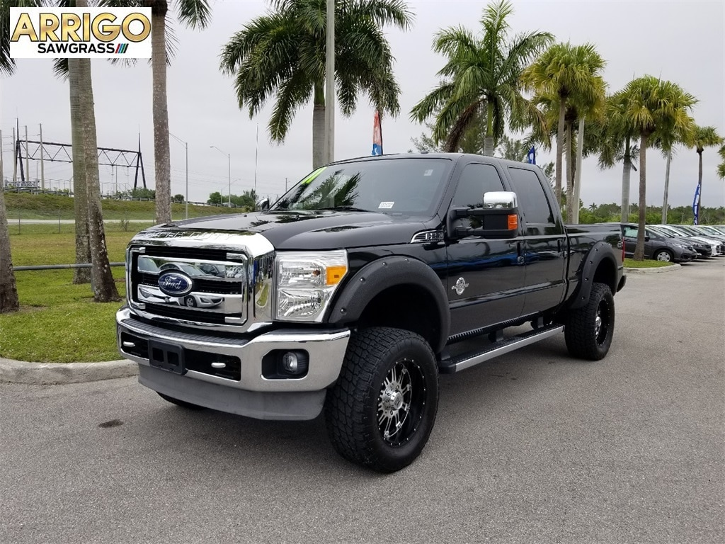 2011 Ford F-250SD Truck Crew Cab