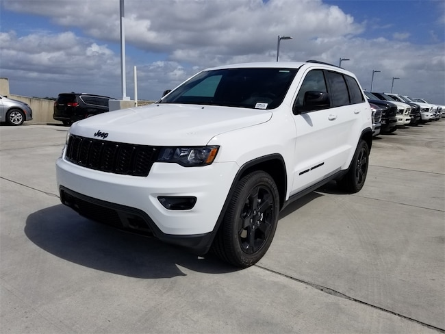 New 2019 Jeep Grand Cherokee UPLAND 4X2 Sport Utility For Sale/Lease Tamarac, Florida